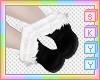 Kids Black Fur Boots