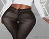 Rl Brown Leather pants