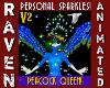 PEACOCK SPARKLES V2!