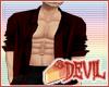 [Devil] Red shirt
