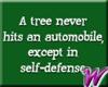 Self Defense -stkr