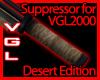Suppressor Desert