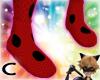 (C) LadyBug Boots