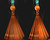 mango Lush earrings