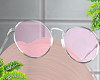 d. up glasses pinku