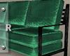 Modern Velvet Couch