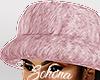 ṩFur Hat Pink