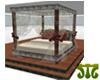 Serpentine Bed