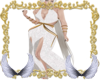 Angelis Battle Gown