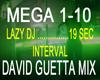 D.GUETTA MEGAMIX1 19 SEC