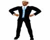 BabyBlue Tuxedo w/Tie