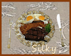 ~SD~ STEAK AND EGGS