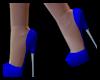 Stun Them Stilettos-Blue