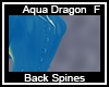 Aqua Dragon Spines F