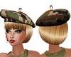 *Crea*MilitaryBeretWomen