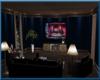 OSP Blue Winter TV Room