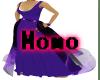 Purple Dress #1