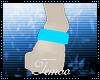 T|» Blue Anklet
