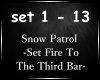 V/ Snow Patrol ♫