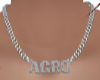 Agro Necklace {Req}