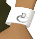 Cuffs Arms White Stacy