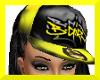 !S!BGIRL $ CAP YLWBLK