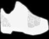 Gucci White Stepperz