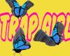 e. trapgirl wall sign!