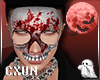Skull Mask M | Bloody W