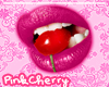 Purple Cherry Lips