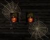 !Halloween Pumpkin Shelf