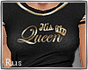 Rus: His Queen T-shirt