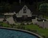 Lake front house + loft