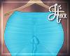 :Ruched Skirt BBW