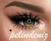 [P] Brown eyebrows