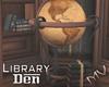 (MV) Library Globe