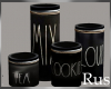 Rus: Designer Canisters