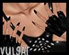 [Rx] DirtyGirl Glove Blk