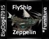 [BD]FlyShipZeppelin