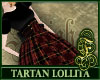 Tartan Lollita Red