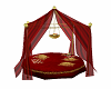 Canopy Round Bed