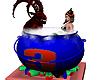 ~D Cauldron 2 Seat Bath
