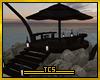 Bar on rocks