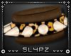 !!S Caveman Armband L