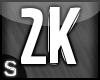 [S] 2k Support Sticker