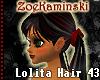 First Lolita Hair 43