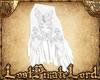 [LPL] Lady White Skirt
