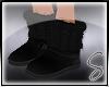 [Sev] Winter Uggs Black
