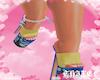 starry night heels