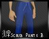♀Scrub Pants B
